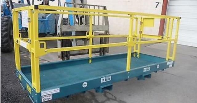 Where to find SAFETY WORK PLATFORM 4 X8 in Longview