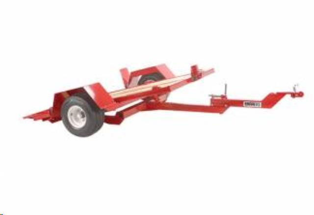 Where to find STUMP GRINDER RED TRAILER in Longview