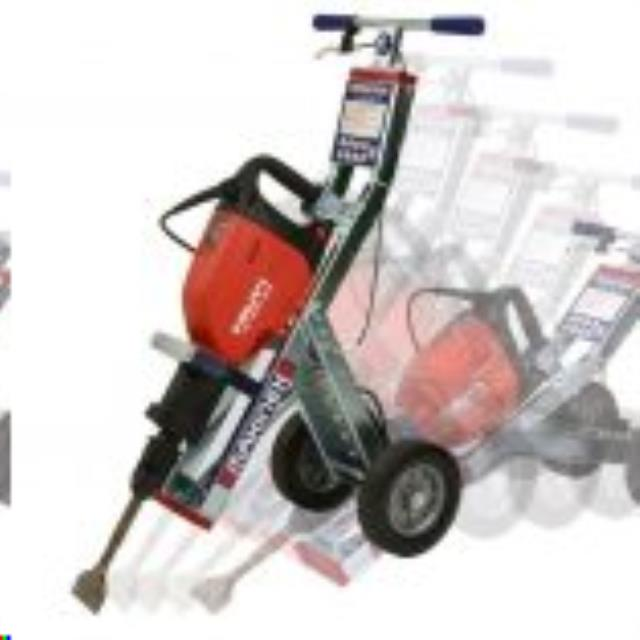 Where to find MAKINEX TILE TROLLEY W  TILE SMASHER in Longview