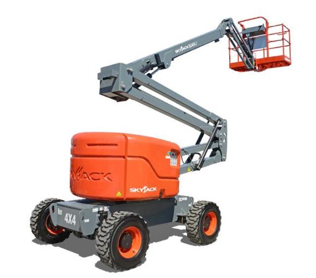 Where to find 45  ARTICULATING BOOM LIFT in Longview