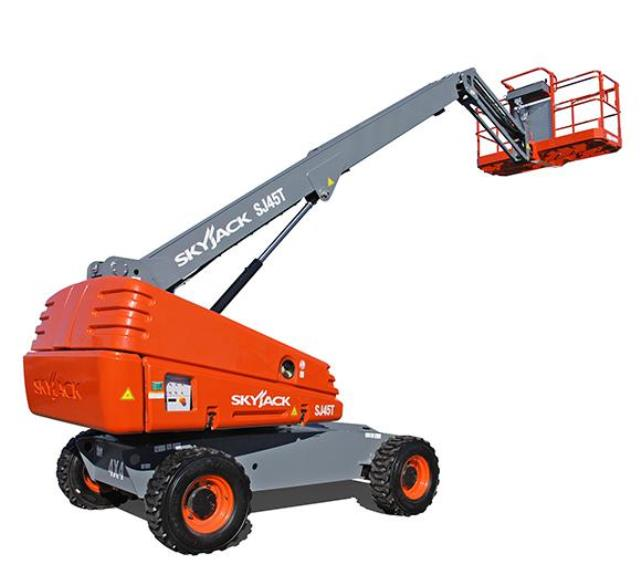 Where to find 45  STRAIGHT MAST BOOM LIFT in Longview