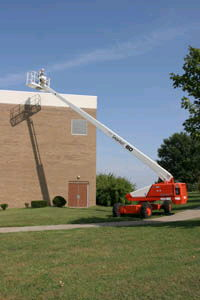 Where to find 60  STRAIGHT MAST BOOM LIFT in Longview