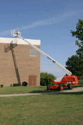 Where to rent 60  STRAIGHT MAST BOOM LIFT in Longview TX