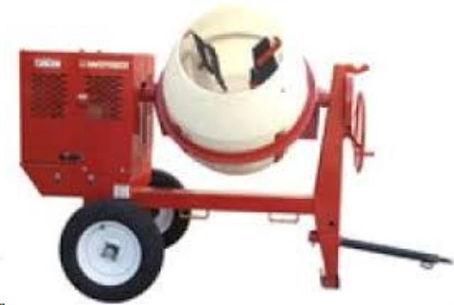 Where to find CEMENT MIXER  6 CU FT in Longview