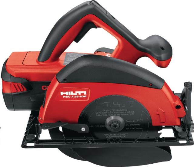 Where to find HILTI CORDLESS SKILL SAW in Longview