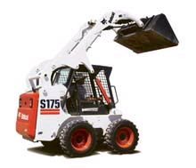 Where to find SMALL BOBCAT LOADER in Longview