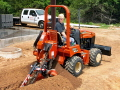 Where to rent RT45 TRENCHER 6 X48 in Longview TX