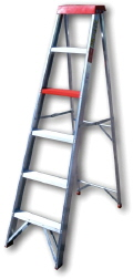 Rental store for 8  STEP LADDER in Longview TX