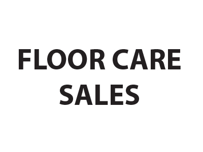Rent Floor Care Sales